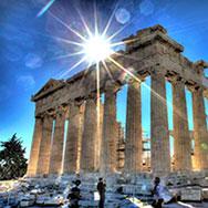 Жизнь замечательных городов. Афины – Салоники