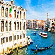 Жизнь замечательных городов Италии