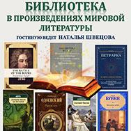 Библиотеки на книжных страницах
