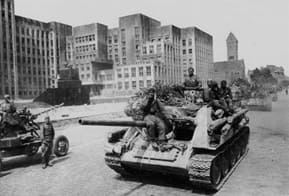 Освобождение Минска, 1944г
