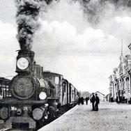 Лекция «Вологодский железнодорожный вокзал: история, фотографии, документы»