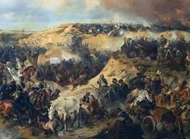 В 1759 году русские войска и их союзники  разгромили прусские войска в сражении при Кунерсдорфе