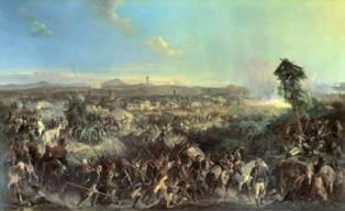 В этот день в 1799 году русские войска  под командованием Александра Васильевича Суворова разгромили французские войска  в битве при Нови