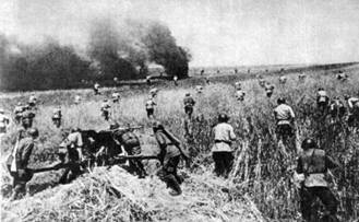 1944г. Освобождение Кишинева от  немецко-фашистских захватчиков