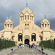 Жизнь замечательных городов. Ереван