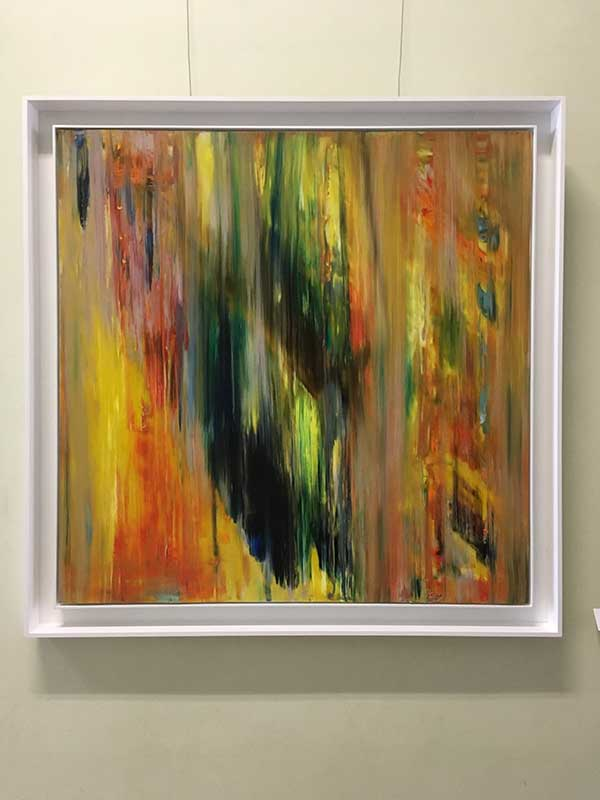 Выставка живописных полотен «Трансгрессия модернизма» Александра Визарта