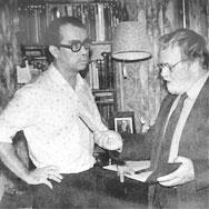 Василий Белов и Валерий Гаврилин – грани соприкосновения»