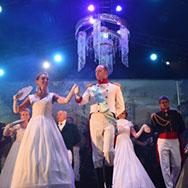 «Александровский бал» в Большом: история города в лицах и действиях