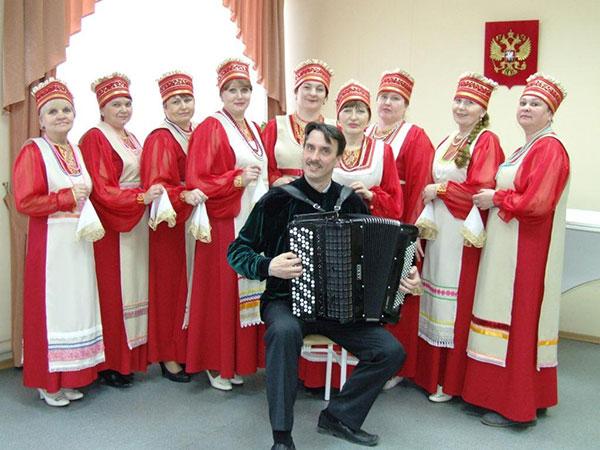 «Времена года» Владимира Баринова представят в областной библиотеке