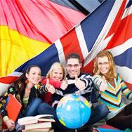 Лингво-страноведческая игра «Галопом по Европам»