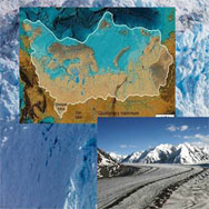 Ледники в природе и литературе