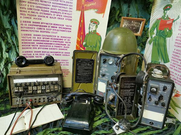 Выставка «Советской Армии - слава!»