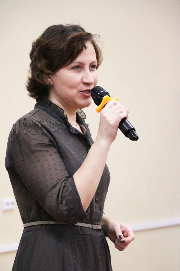 Приветствие Татьяны Николаевны Буханцевой