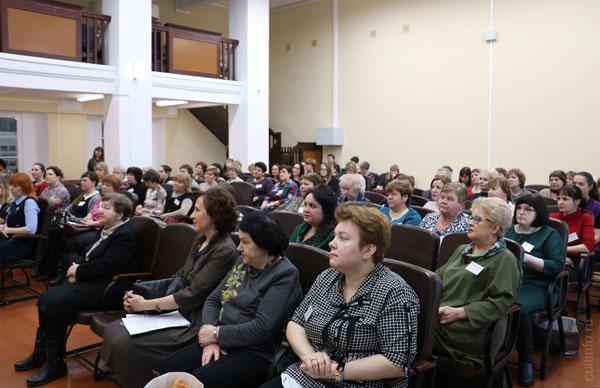 Участники Зимней школы сельских библиотекарей