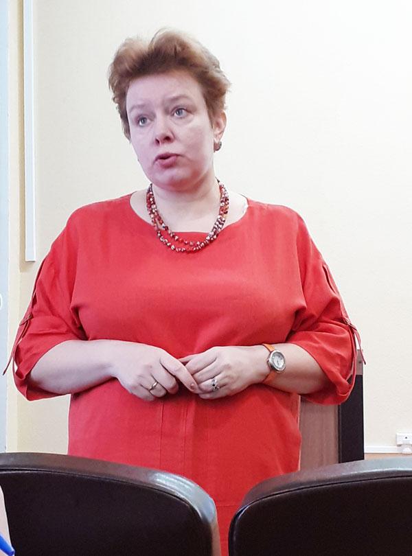 Ирина Юрьевна Матвеева