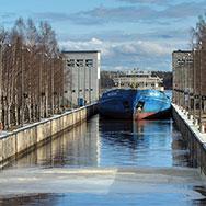 Новый ресурс по истории Мариинской водной системы