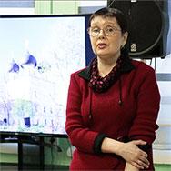 Онлайн-встреча с Марией Таранченко