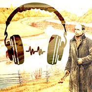 Аудиозарисовки о Рубцове»