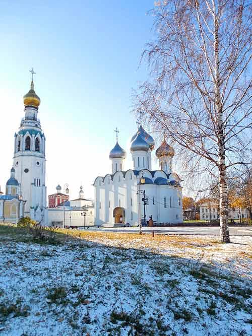 Первый снег. Наталия Трофимова