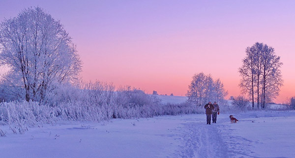 Перед закатом. Наталия Трофимова