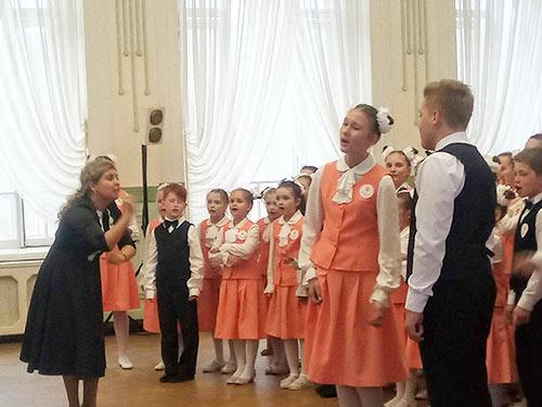 Коллектив ДМШ №4 «Морошка»